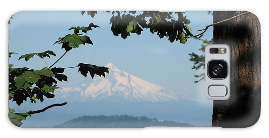 Galaxy S8 Case featuring the photograph Mt Hood by Marlene Rose Besso