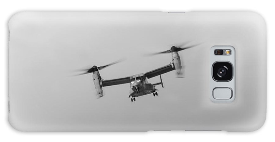 Mv 22 Osprey Galaxy S8 Case featuring the photograph Mv 22 Osprey  02 by Susan McMenamin