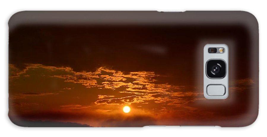 My Morning Manna Galaxy S8 Case featuring the photograph My Morning Manna by Maria Urso