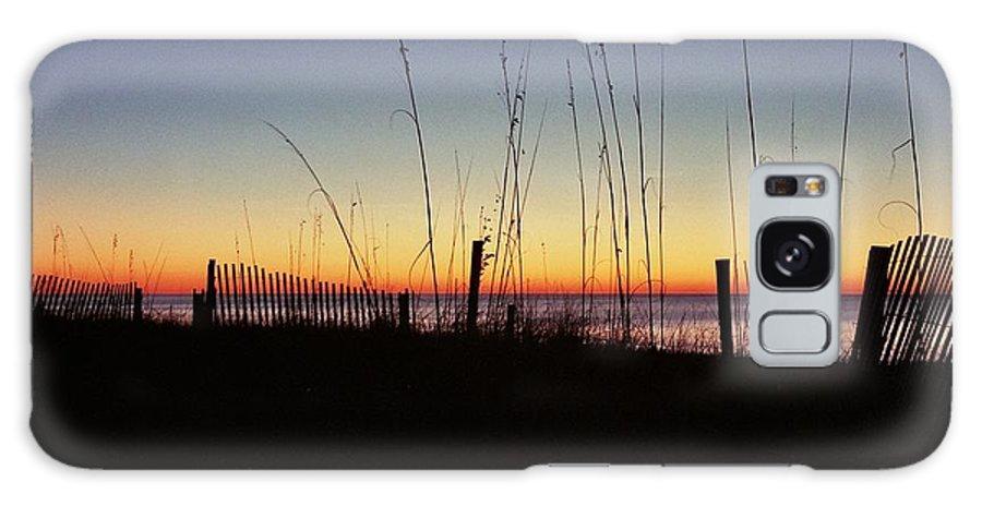 Myrtle Beach Sunrise Galaxy S8 Case featuring the photograph Myrtle Beach Sunrise by Allen Beatty