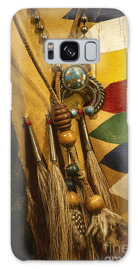Indian Galaxy S8 Case featuring the photograph Native by Margie Hurwich