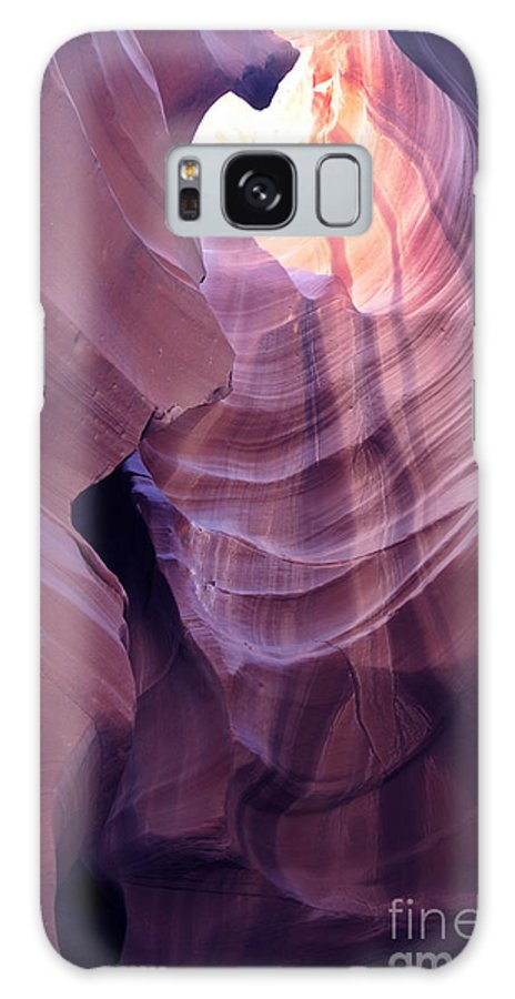 Lower Galaxy S8 Case featuring the photograph Nature's Colours by Brenda Kean