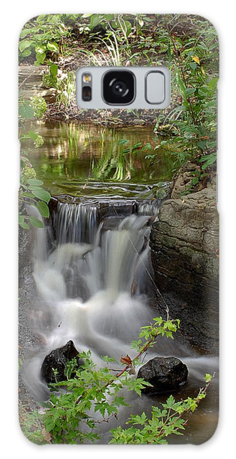 Water Galaxy S8 Case featuring the photograph Nature's Wink by Jim Southwell