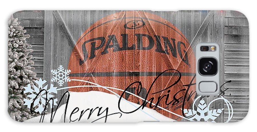 Basketball Galaxy S8 Case featuring the photograph Nba Basketball by Joe Hamilton