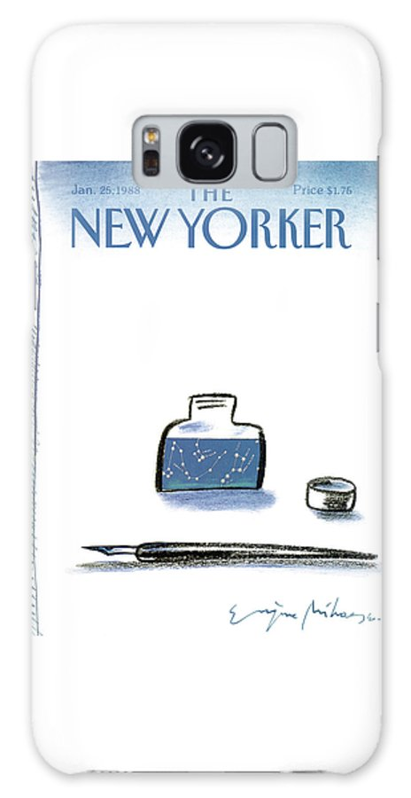 New Yorker January 25th, 1988 Galaxy Case