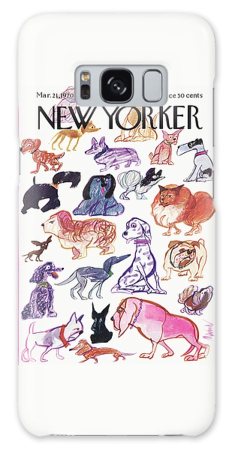 New Yorker March 21st, 1970 Galaxy Case