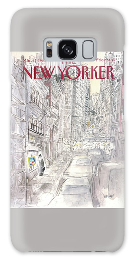 New Yorker March 21st, 1988 Galaxy Case