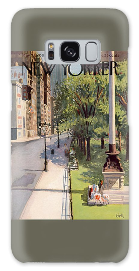 New Yorker May 31st, 1958 Galaxy Case