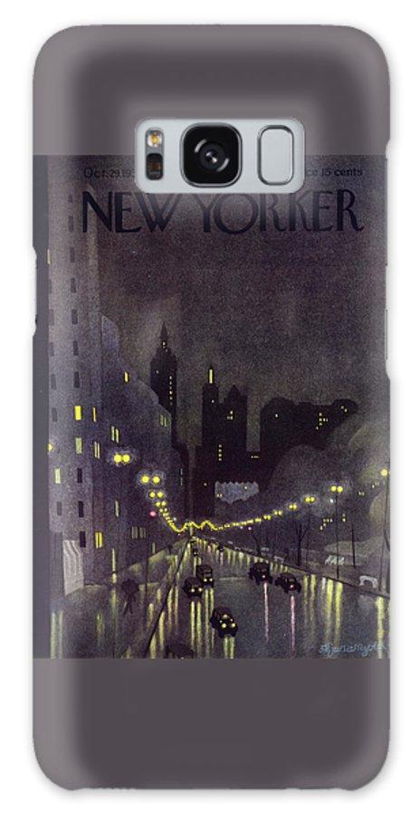 New Yorker October 29 1932 Galaxy Case
