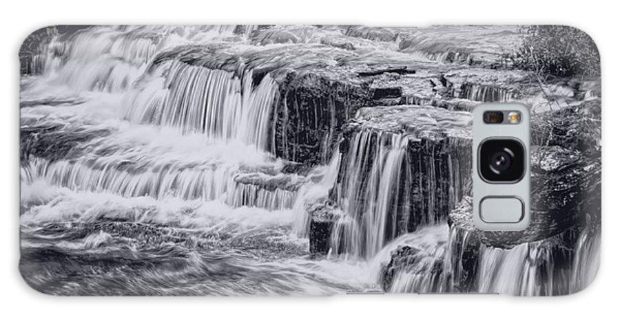 Niagara River Falls Galaxy S8 Case featuring the photograph Niagara River Falls by LeeAnn McLaneGoetz McLaneGoetzStudioLLCcom