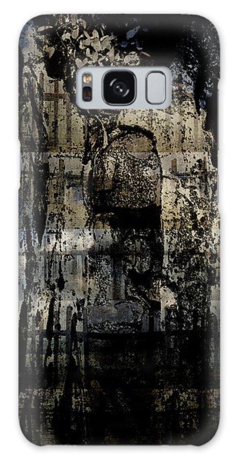 Landscape Galaxy S8 Case featuring the digital art No 050 2 by Alexander Ahilov
