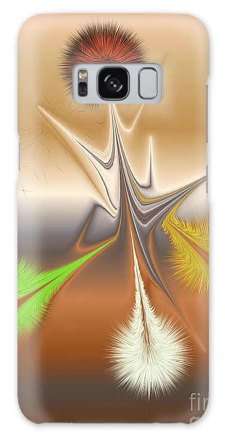 Galaxy S8 Case featuring the digital art No. 688 by John Grieder