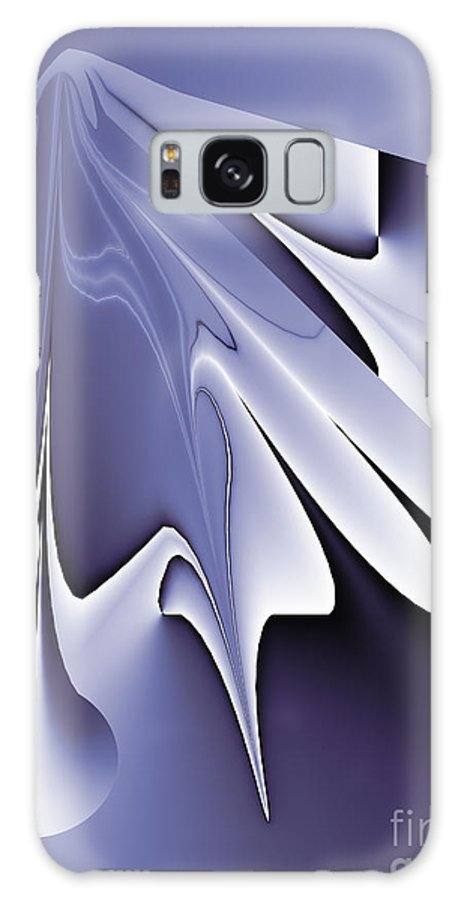 Galaxy S8 Case featuring the digital art No. 811 by John Grieder