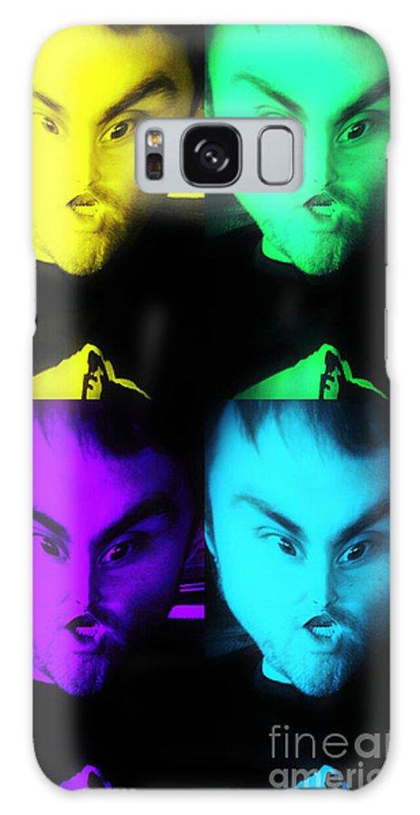 Alien Galaxy S8 Case featuring the photograph No Green Card by Jose Benavides