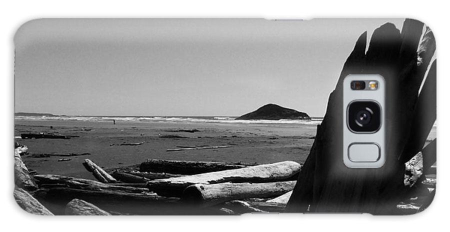 Photo Galaxy S8 Case featuring the photograph Noble Remnants by Marianne NANA Betts
