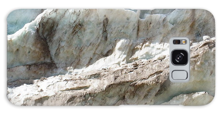 Himalayas Galaxy S8 Case featuring the photograph Non-permafrost. by Agnieszka Ledwon