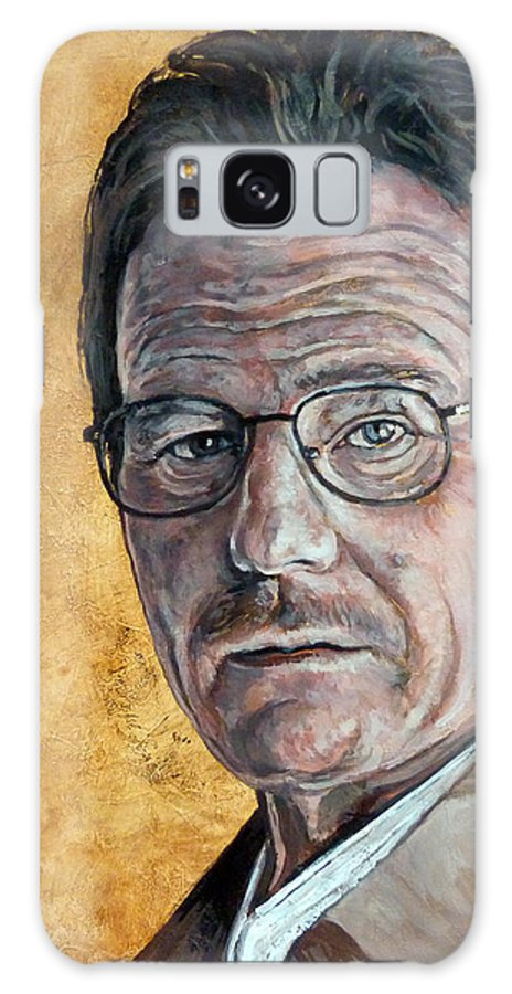 Breaking Bad Galaxy S8 Case featuring the painting Nothing To Lose by Tom Roderick