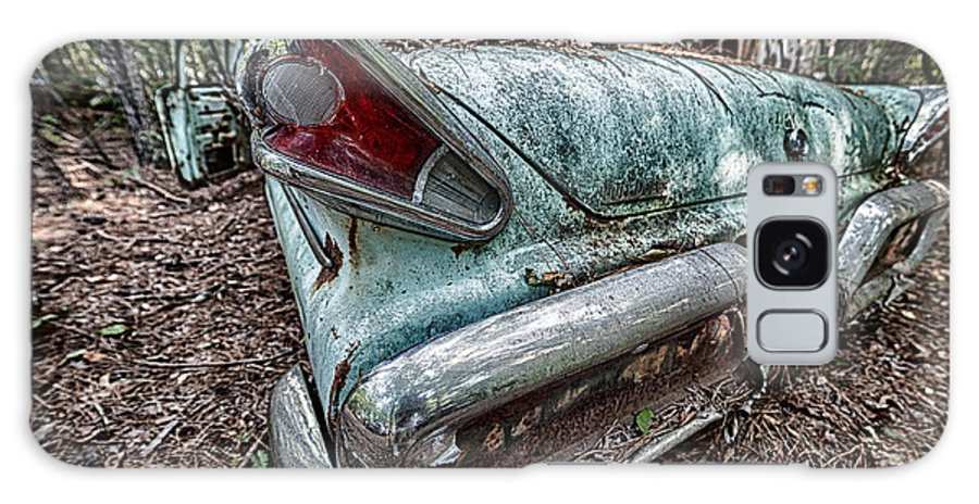 Usa Galaxy S8 Case featuring the photograph Old Car 3 by Oleg Koryagin