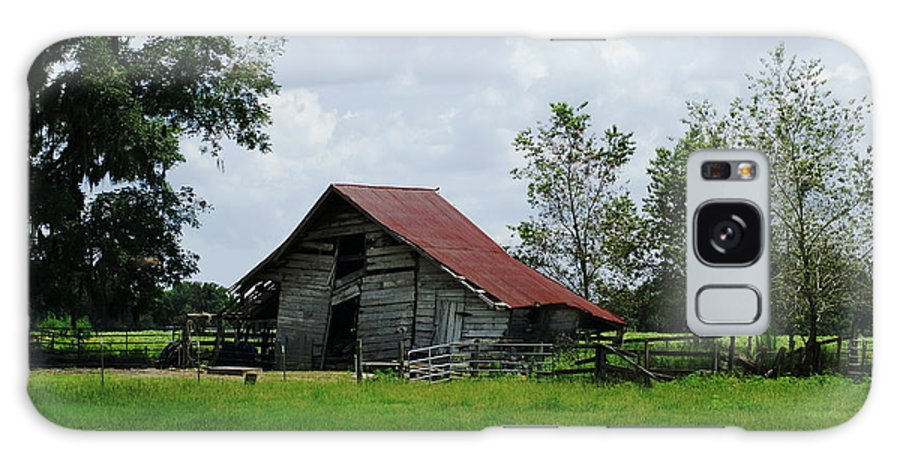 Country Galaxy S8 Case featuring the photograph Old Country by Debbie May