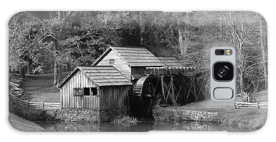 Virginia Galaxy S8 Case featuring the photograph Virginia's Old Mill by Eric Liller