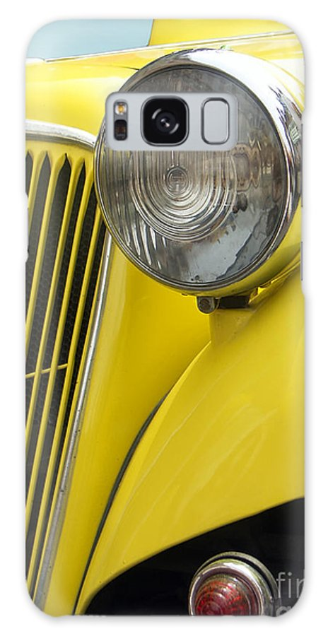 Automobile Galaxy S8 Case featuring the photograph Oldtimer by Roman Milert