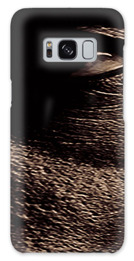 Homeless Galaxy S8 Case featuring the photograph Omar by Terry Fiala