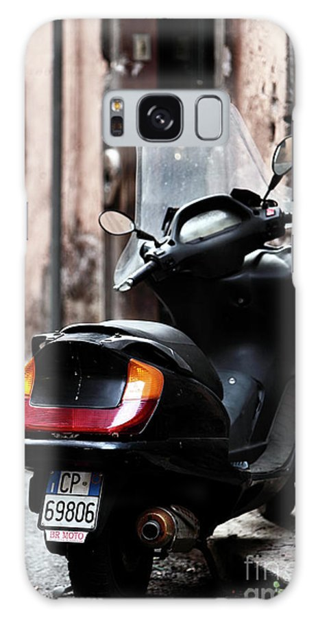 On The Curb Galaxy S8 Case featuring the photograph On The Curb by John Rizzuto