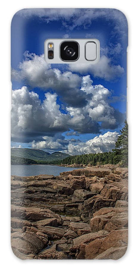 Otter Point Galaxy S8 Case featuring the photograph Otter Point Afternoon by Rick Berk