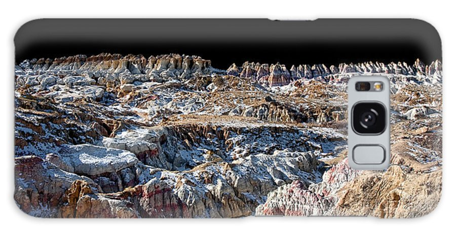 Dan Sabin Galaxy S8 Case featuring the photograph Paint Mines Iv-a Time Of Division by Dan Sabin