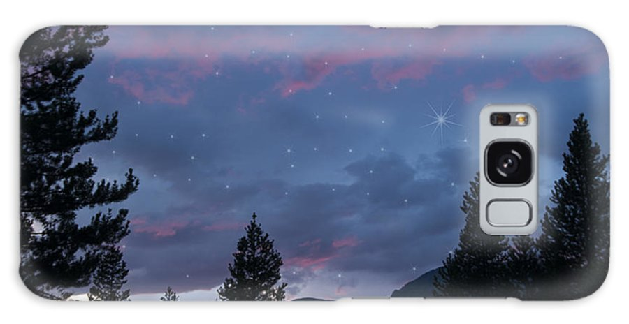 Beauty In Nature Galaxy S8 Case featuring the photograph Paint The Sky With Stars by Juli Scalzi