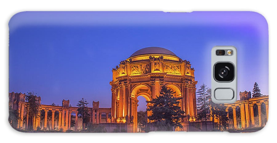 Palace Of Fine Art Galaxy S8 Case featuring the photograph Palace Of Fine Art San Francisco by Jason Choy