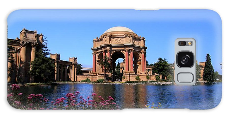 Palace Galaxy S8 Case featuring the photograph Palace Of Fine Arts by Robin Carter