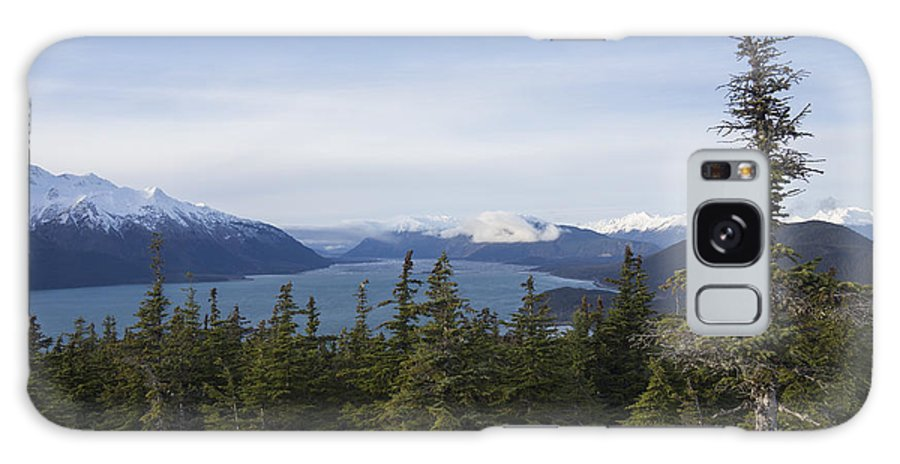 Chilkat Inlet Galaxy S8 Case featuring the photograph Park Ridge Views by Michele Cornelius