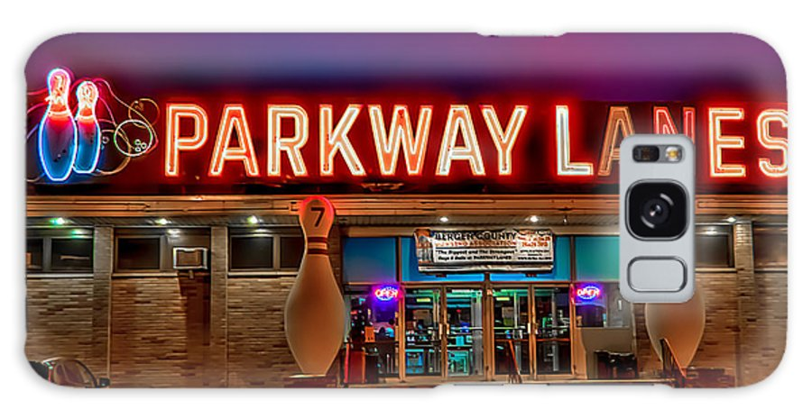 Bowling Galaxy S8 Case featuring the photograph Parkway Lanes by Anthony Sacco