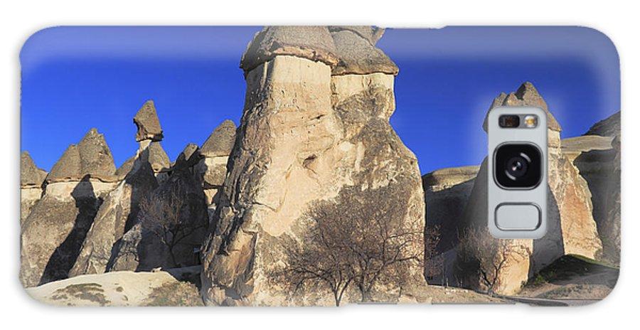 Turkey Galaxy S8 Case featuring the photograph Pasabag Goreme National Park Cappadocia Turkey by Ivan Pendjakov