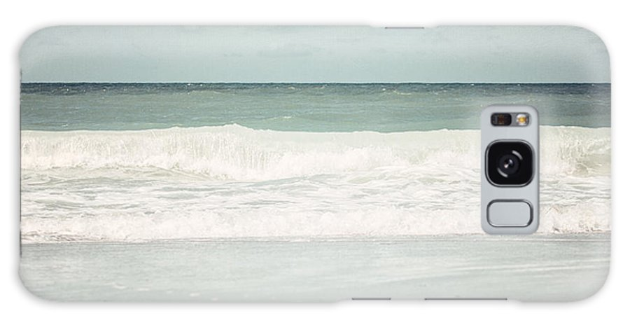 Ocean Galaxy S8 Case featuring the photograph Pastel Beach Decor Of Gulf Of Mexico In Florida by Lisa Russo
