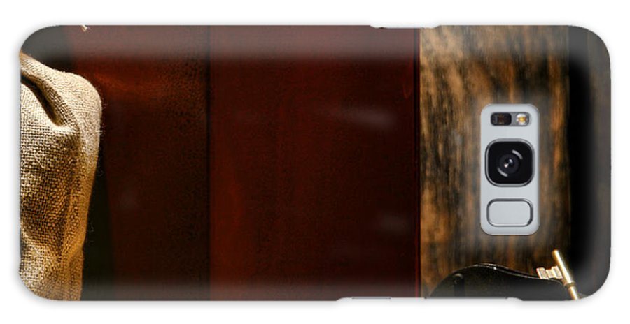 American Galaxy S8 Case featuring the photograph Pay Day by American West Decor By Olivier Le Queinec