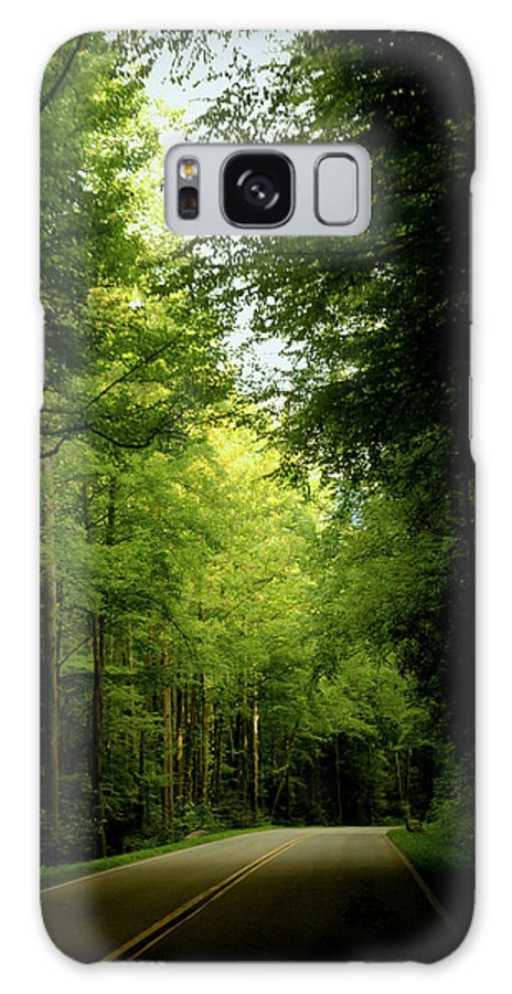 Peace Galaxy S8 Case featuring the photograph Peace Found Within by Karen Wiles