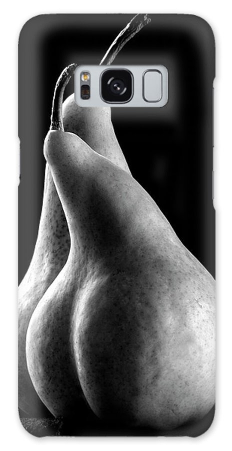 Photography Galaxy S8 Case featuring the photograph Pears Can Be Sexy Too by Frederic A Reinecke