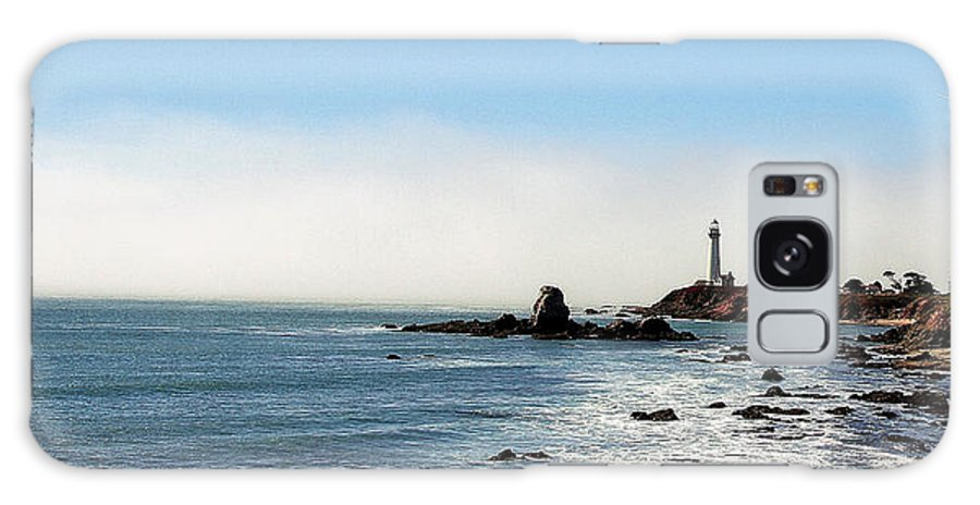 California Galaxy S8 Case featuring the photograph Pegion Point Lighthouse3 by Frank Molina