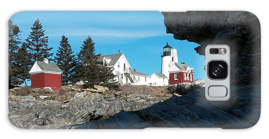 Pemaquid Point Galaxy S8 Case featuring the photograph Pemaquid Point 22 by Joseph Marquis