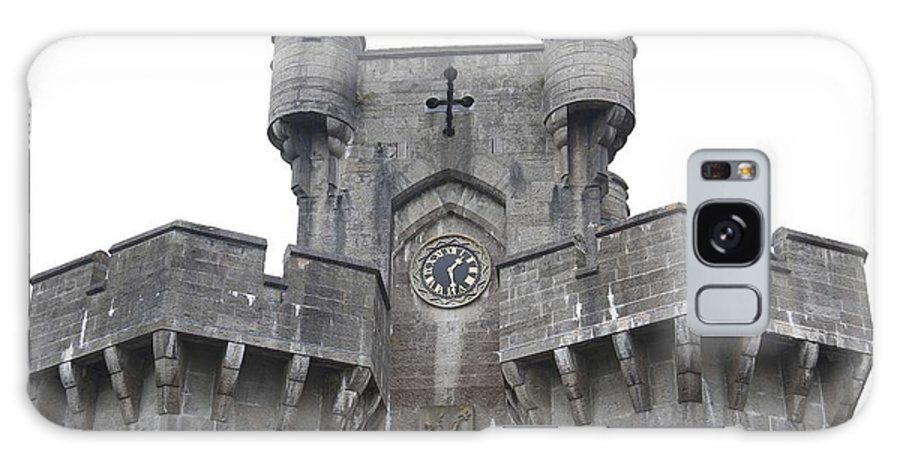 Castles Galaxy Case featuring the photograph Penrhyn Castle 2 by Christopher Rowlands