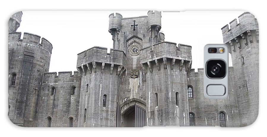 Castles Galaxy Case featuring the photograph Penrhyn Castle 3 by Christopher Rowlands