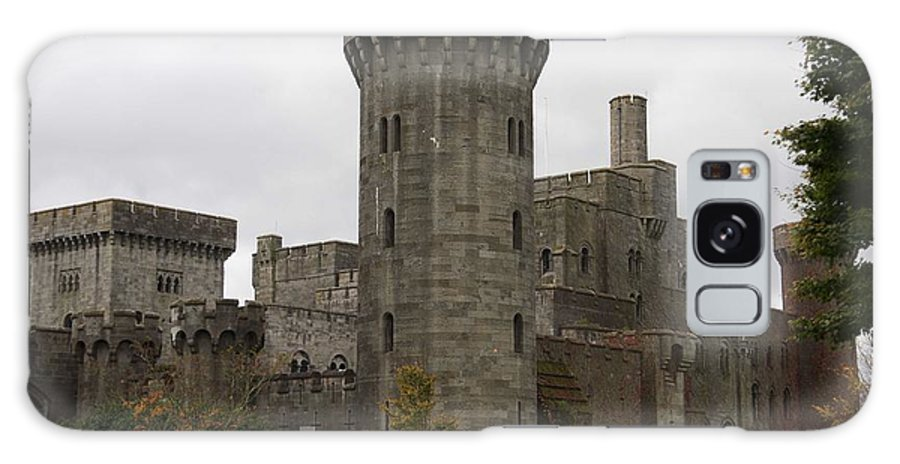 Castles Galaxy S8 Case featuring the photograph Penrhyn Castle 4 by Christopher Rowlands