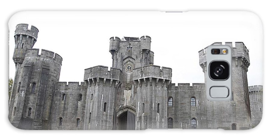 Castles Galaxy S8 Case featuring the photograph Penrhyn Castle by Christopher Rowlands