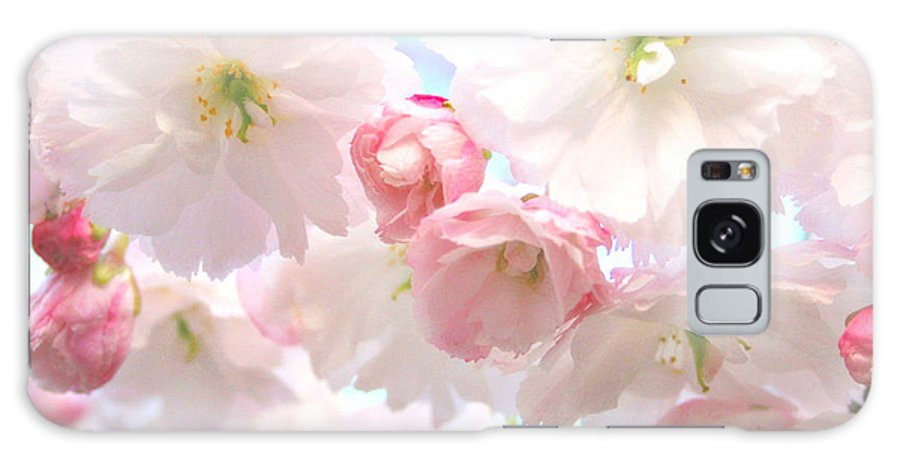 Flower Galaxy S8 Case featuring the photograph Pink by Deena Otterstetter
