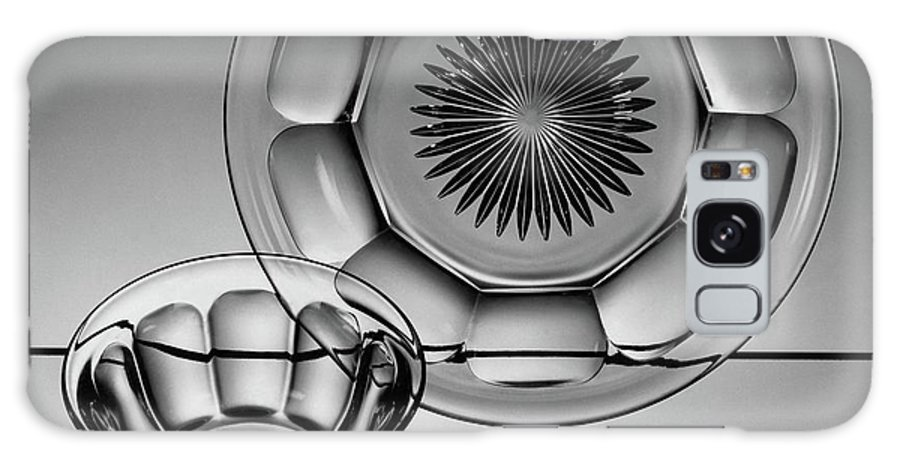 Home Accessories Galaxy S8 Case featuring the photograph Plate And Bowl by Martinus Andersen