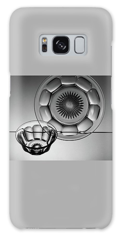 Home Accessories Galaxy Case featuring the photograph Plate And Bowl by Martinus Andersen