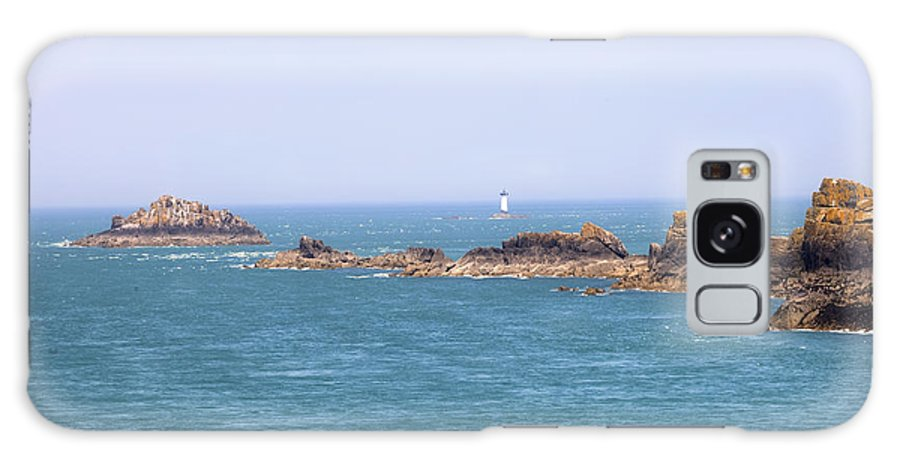 Pointe Du Grouin Galaxy S8 Case featuring the photograph Pointe Du Grouin - Brittany by Joana Kruse