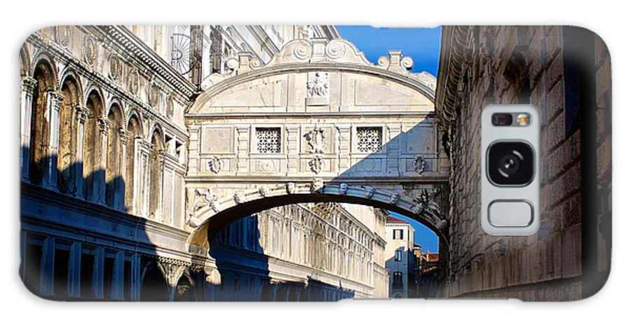 Galaxy S8 Case featuring the photograph Pont Des Soupirs by Didier Portfolio